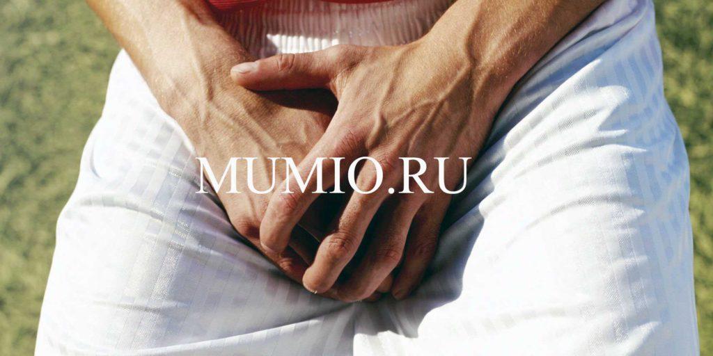 Мумиё при мочекаменной болезни